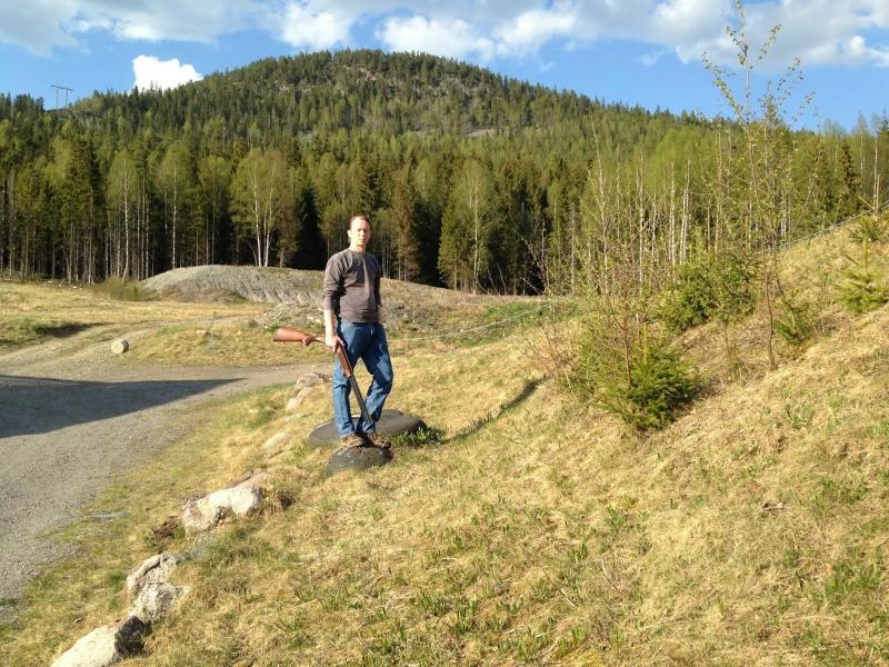 KM Figurjakt - 20.06. - Sørkedalen Elveli